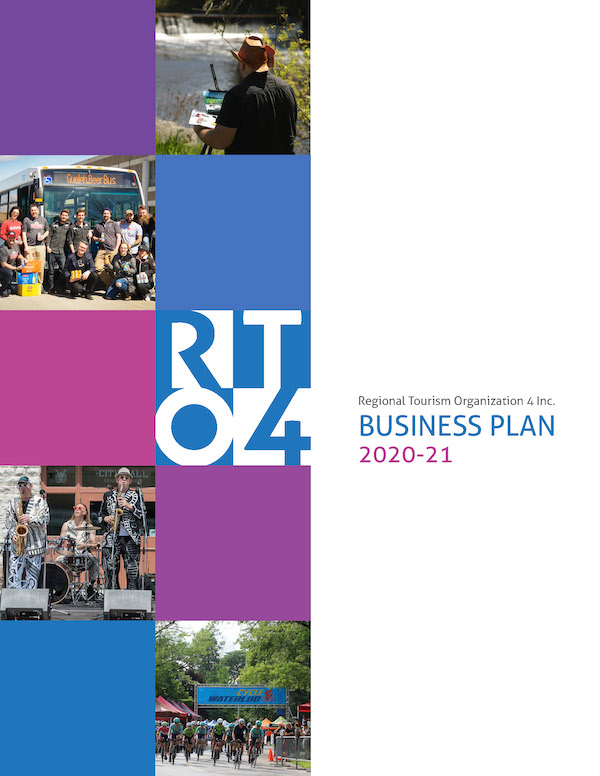 RTO4 Business Plan Cover